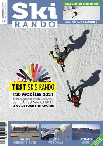 Ski rando magazine n°41