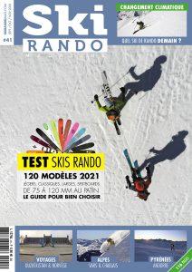 Ski Rando Magazine n°41 - septembre / octobre / novembre 2020
