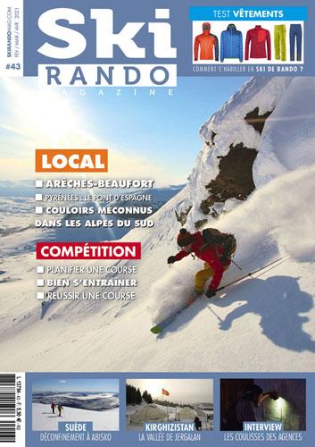 Ski rando magazine n°43