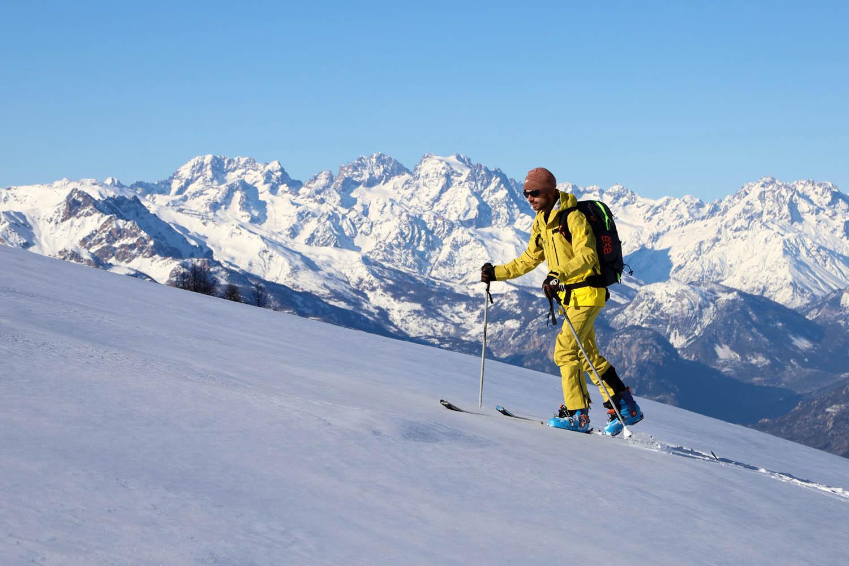 bien débutez la saison en ski de rando