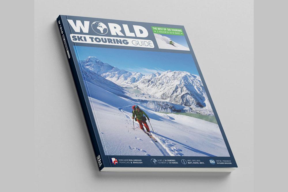World Ski Touring Guide couverture