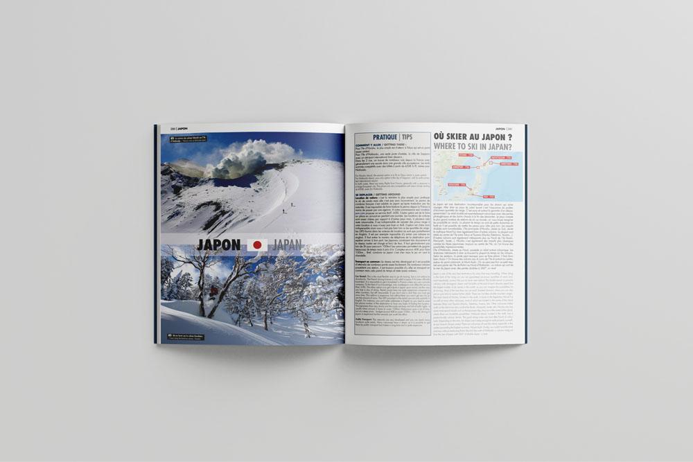 World Ski Touring Guide where to ski