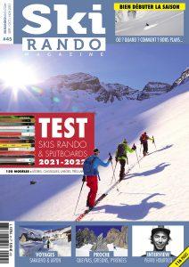 Ski Rando Magazine numéro 45