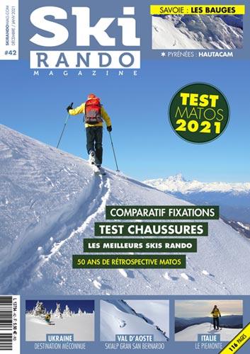 Ski rando magazine n°42