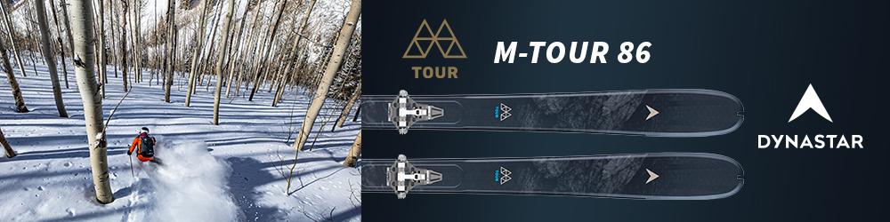 Ski de rando Dynastar M-Tour 86